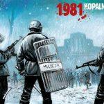 Okładka albumu 1981 Kopalnia Wujek