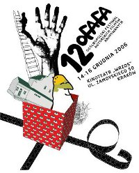 Plakat festiwalu OFAFA2006