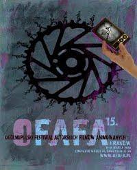 Plakat festiwalu OFAFA2010