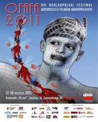 Plakat festiwalu OFAFA2011