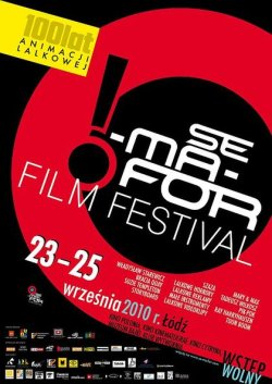Plakat Se-Ma-For Film Festival 2010