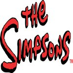 Logo The Simpsons