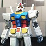 Gundam_statua