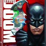 Okładka DVD JLA: Doom