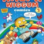 Okładka Ralph Wiggum