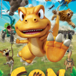plakat serii tv Gon