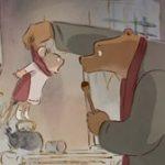 kadr z filmu Ernest and Celestine