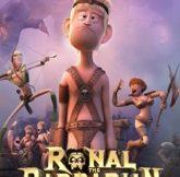"plakat filmu ""Roman Barbarzyńca"""