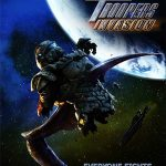 "plakat ""Starship Troopers: Invasion"""