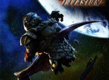 "plakat ""Starship Troopers: Invasion"""