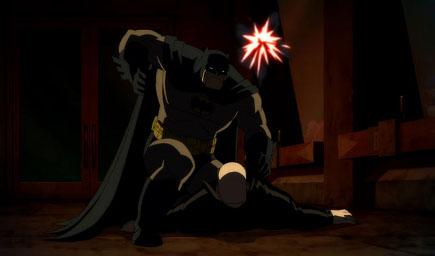 1 kadr z The Dark Knight Returns