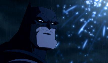 5 kadr z The Dark Knight Returns