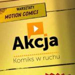 Akcja! Komiks w ruchu
