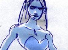 postać z Frozen