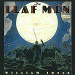 okładka książki The Leaf Men and the Brave Good Bugs