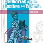 okładka komiksu Memoirs of a Man in Pyjamas