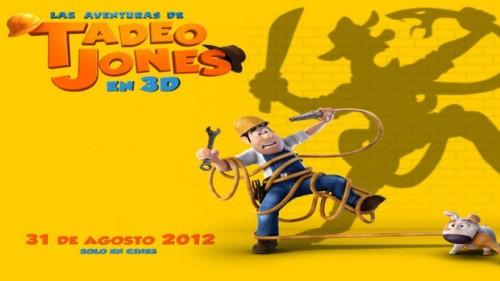 Tadeo_Jones_Warszawski Festiwal Filmowy