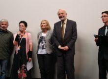 Jury Konkursu Polskiego i Zbigniew Żmudzki