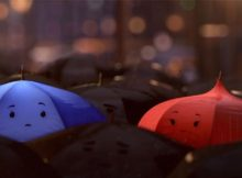 the blue umbrella disney