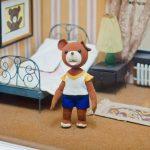Miś Uszatek Se-ma-For Muzeum Animacji