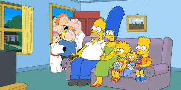 Głowa Rodziny vs Simpsonowie
