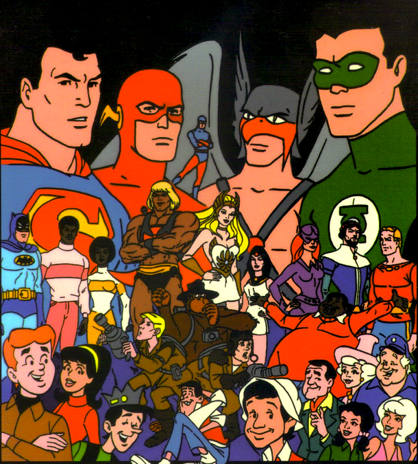 filmation cartoons