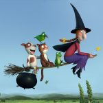 room on the broom bafta