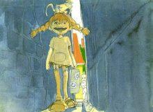 Pippi Pończoszanka Studio Ghibli