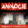 Festiwalu Filmów Animowanych Animocje 2014