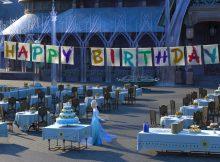 przyjęcie urodzinowe Anny - Gorączka Lodu
