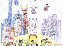 Komiksy i filmy animowane Jakuba Da Vinci Dybkowskiego