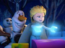 Frozen Northern Lights LEGO