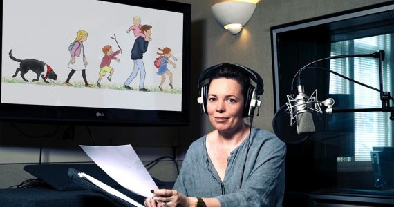 Olivia Colman - We're Going on a Bear Hunt