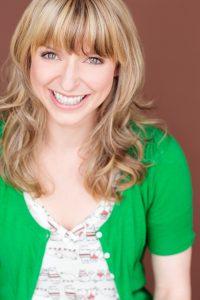 Haley Mancini - scenarzystka i głos Księżniczki Forsiastej