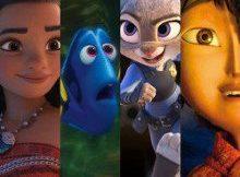 Animowane nominacje BAFTA 2017