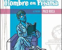 okładka komiksu Memoirs of a Man in Pyjamas