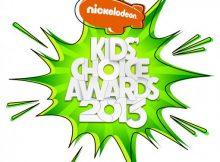 kids' choice awards 2013