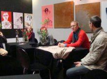 Panel dyskusyjny o przenikaniu się narracji wizualnej w filmie animowanym i grach komputerowych
