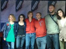 Jury i organzatorzy Animoacji 2013