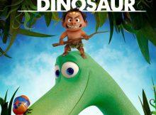 the good dinosaur plakat
