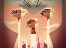 The Powerpuff Girls - Atomówki