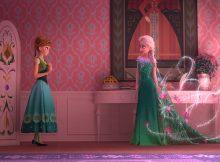 Elsa i Anna w Gorączce Lodu