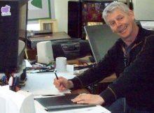Phil Robinson, weteran animacji twórca studia Wild Brain