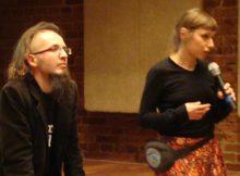 Organizator O!PLA Piotr Kardas i Magdalena Bryl