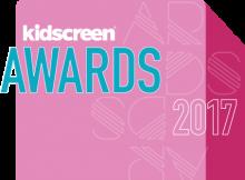 Nagrody Kidscreen 2017